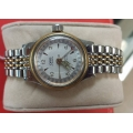WW#28 LADIES STAINLESS ORIS 17 JEWEL WATCH