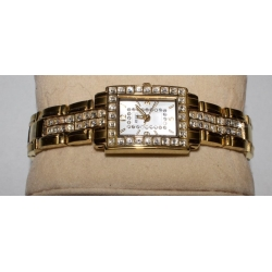 WW#38 LADIES STAINLESS STEEL RELIC WATCH