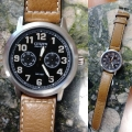 WW#40 Citizens Military watch New old stock $150.00  Eco Drive