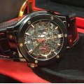 W#003 Like new - men's (rosegold/ceramic) Hublot classic fusion LE Dwayne Wade case #1001144 #128/250 45mm