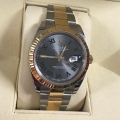 W#012 Rolex Wimbledon Datejust 41M # 126333 new model Excellent condition Pre-owned $13,950.00