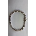 B#007 18K W gold tennis bracelet (3.00cts.) $1400.00