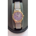 WW#08 LADIES TWO TONE CITIZEN WATCH EU2264-90P (DATE) $34.99