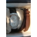 WW#09 LADIES STAINLESS STEEL PHILIP STEIN WATCH