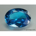 December Blue Topaz