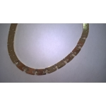 N#008 14k yellow gold necklace approx 2.50cts in diamonds (30.6dwt)  $3999.00