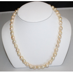 "PN#10 10K W GOLD 16"" 8MM $200.00 or best offer"