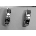 SE#010 LADIES SILVER FASHION EARRINGS