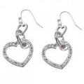 Ladies Sterling Silver Earrings
