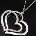 Ladies Sterling Silver Necklaces