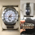 W#20 Rolex Yacht Master II White Gold White dial  M serial  Box & books $24,500.00