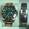 W#11 Rolex GMT master II New model-still has plastic Box/card/books