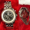 W#14 Breitling Bentley 6.75 Chronograph  A44362 $3,995.00