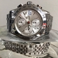 W#25 Mens stainless Tudor Chronograph Watch