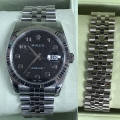 W#38 Rolex Datejust Stainless Steel  Black jubilee dial $5,995.00