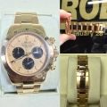 W#11 Rolex Daytona 18k m serial engraved bezel Paul Newman Dial Like new condition $28500.00