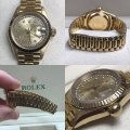 W#39 Trade in Special - Rolex Ladies President  Factory diamond dial  R serial $5,500.00
