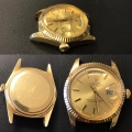 W#30 Non quickset pie pan dial president head excellent condition no markings visible on case $3995.00