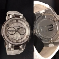 W#47 Men's stainless steel concord c2 collection watch 330184 retails for $12,900.00 asking $4995.00