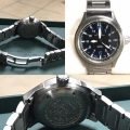 W#22 Ladies stainless steel Ball Watch 32mm Lady blue model $595.00